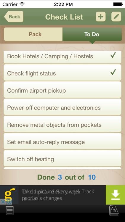 Trip Planner Pro screenshot-4