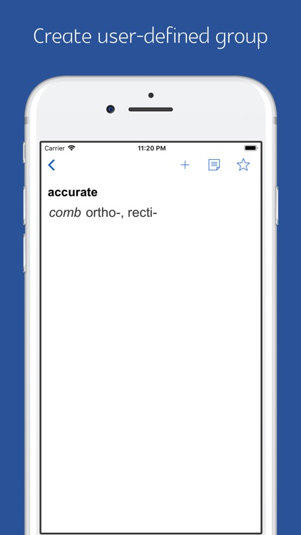 Word Root Dictionary screenshot-6