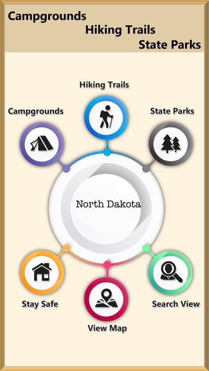 North Dakota - Camping Guide