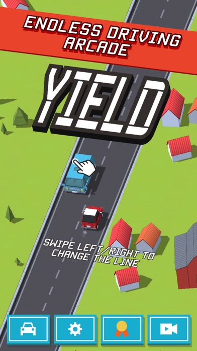 Yield: Impossible Traffic Rushのおすすめ画像1