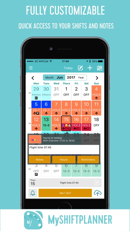 My Shift Planner Calendar Online Game Hack And Cheat