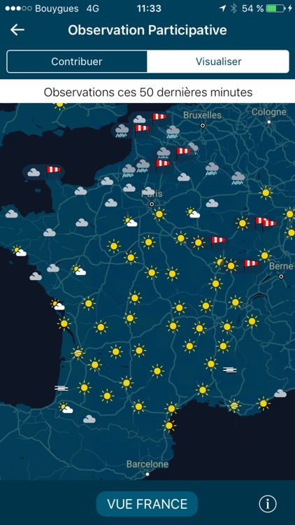 Météo-France screenshot-2