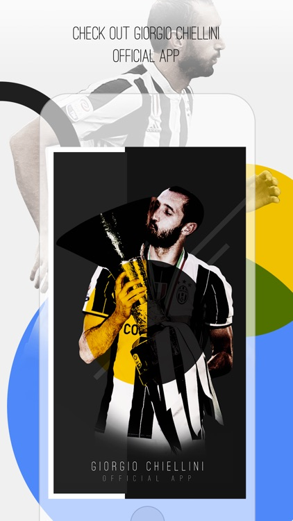Giorgio Chiellini Official App screenshot-0