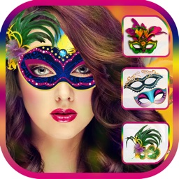 Carnival Mask Editor - Booth