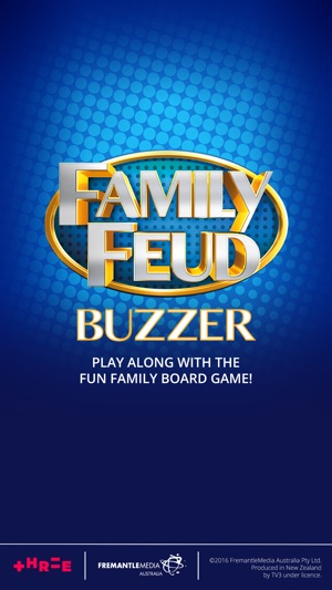 Family Feud NZ Buzzer (free) on the App Store