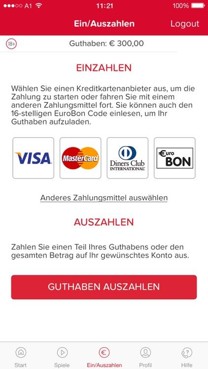 win2day – Casino, Lotto, Wetten screenshot-4