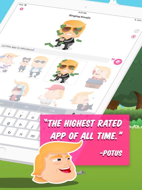 DittyMoji - The President screenshot 6