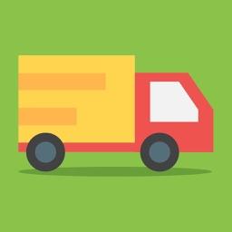 Работа на личном грузовике