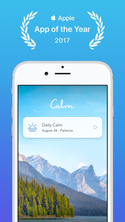 Calm screenshot-0