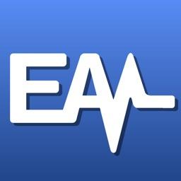 EEG Acceleration logger