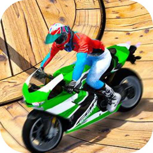 Death Bike Challenge 3D icon