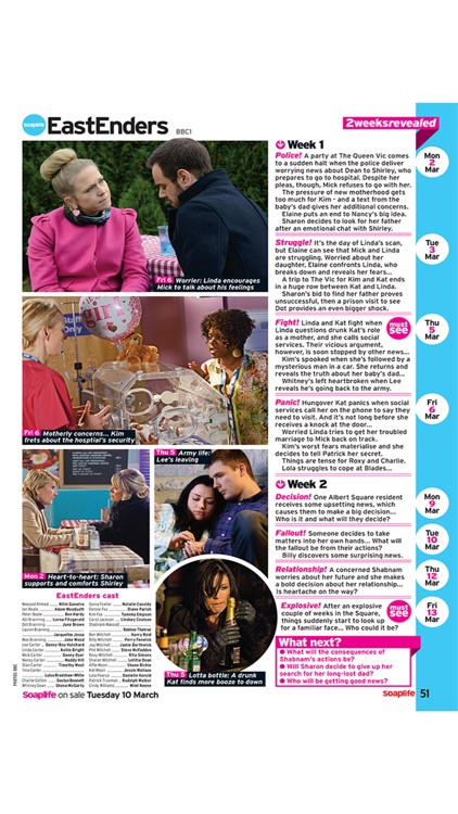 Soaplife Magazine