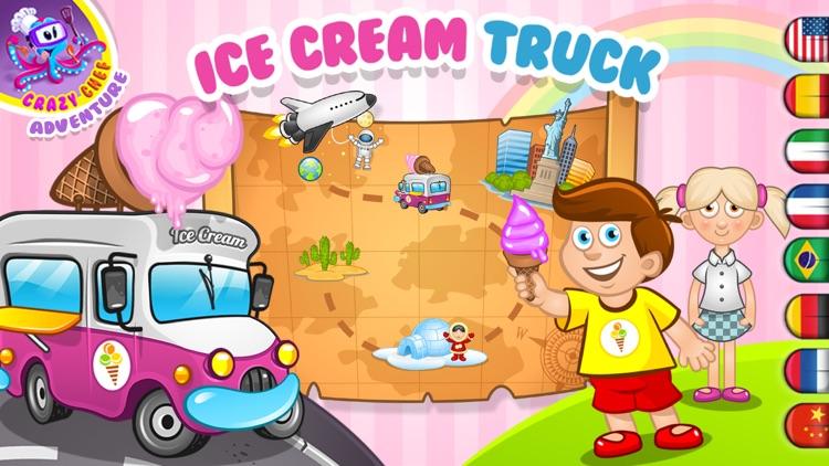 Ice Cream Truck Chef