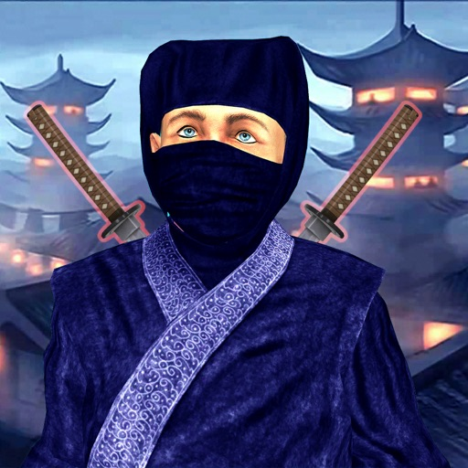 NinjaHero Archery Samurai Saga