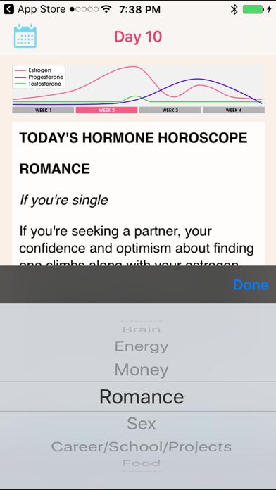 Hormone Horoscope Proのおすすめ画像4