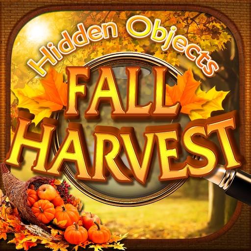Spot & Spy Objects Fall Harvest & Autumn Secrets