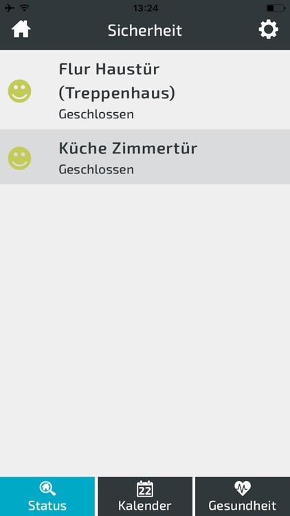 baseCON Bewohner-App