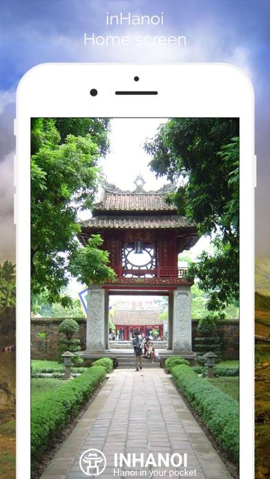 inHaNoi Ha Noi Travel Guide screenshot one