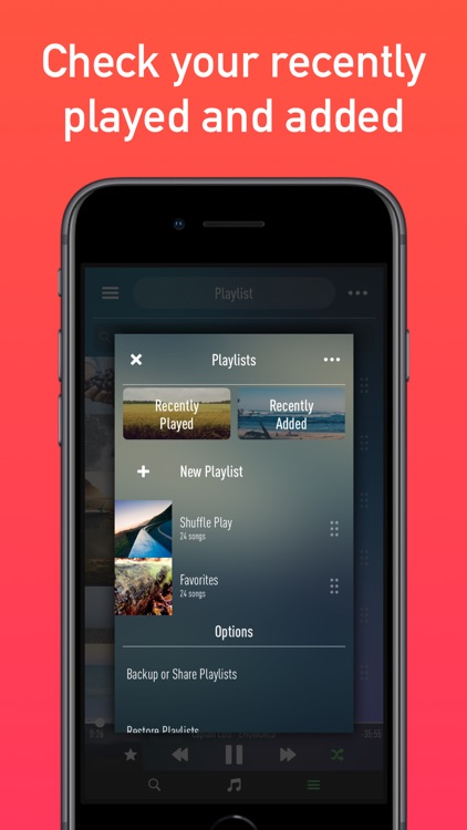 SongFlip Music Streaming screenshot-3