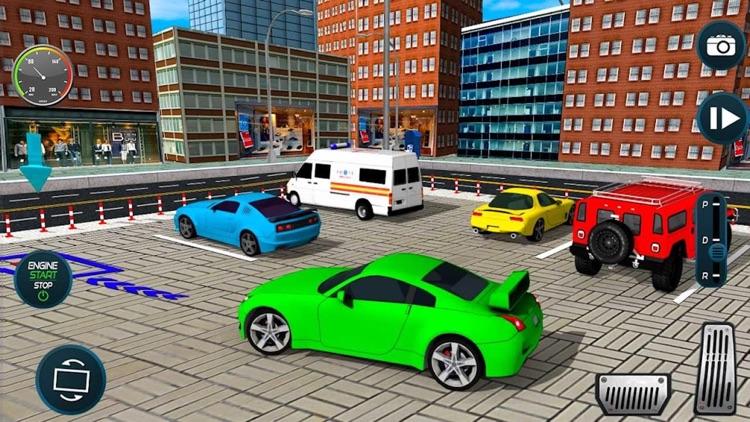 City Car Wash Gas Station screenshot-3