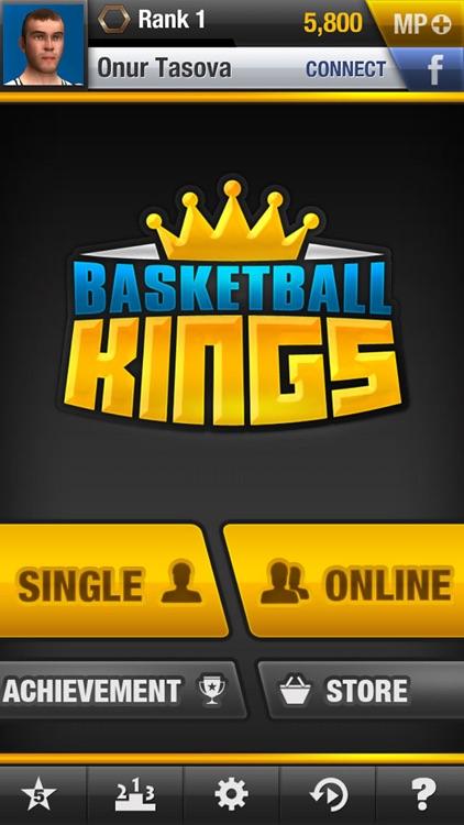 Basketball Kings screenshot-4