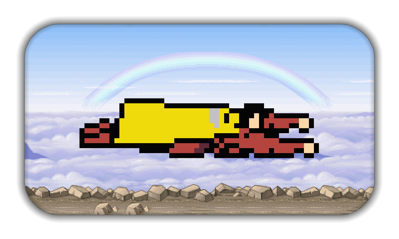 Flappy - Red Hero