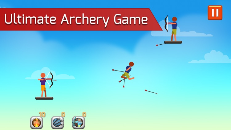 StickMan Games 2D screenshot-3