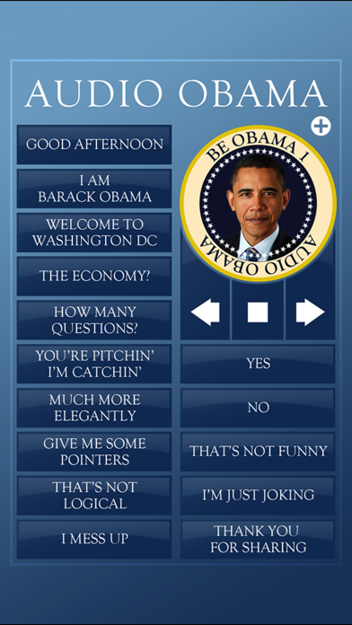 Audio Obama - soundboardのおすすめ画像2