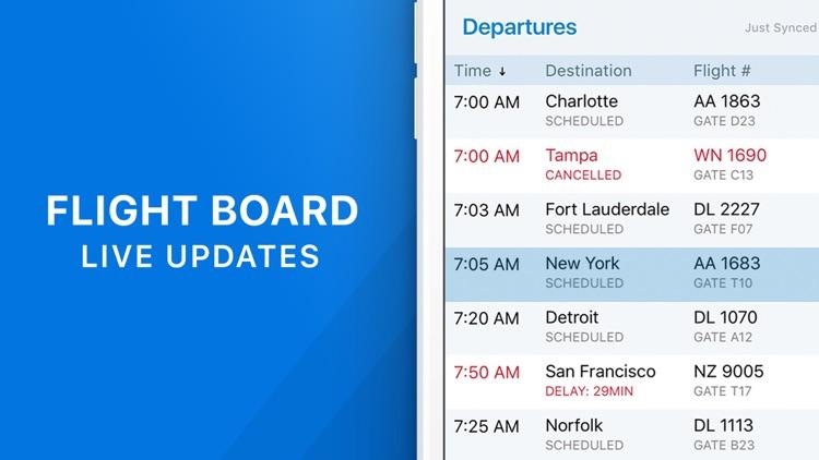 The Flight Tracker screenshot-4