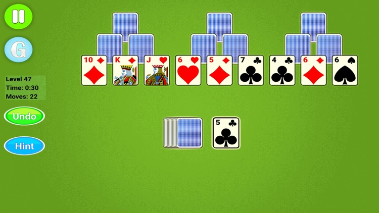 TriPeaks Solitaire Epic screenshot-2