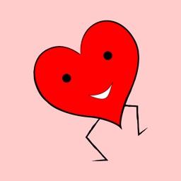 I Heart Valentine's Day Animat