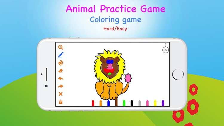 Animal Sounds Puzzles for Kids screenshot-5
