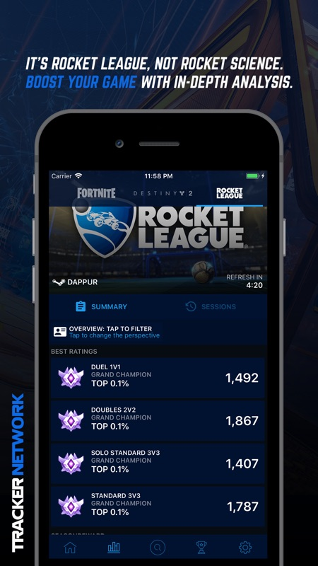 Tracker Network for Fortnite - Online Game Hack and Cheat