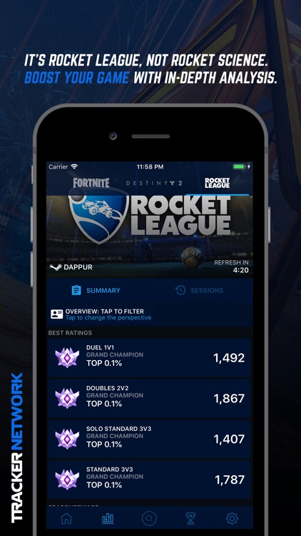 Tracker Network for Fortnite screenshot-4