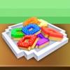 甜甜圈厨师:学校午餐