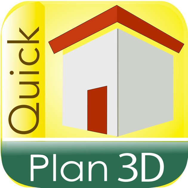 Quickplan 3d On The App Store