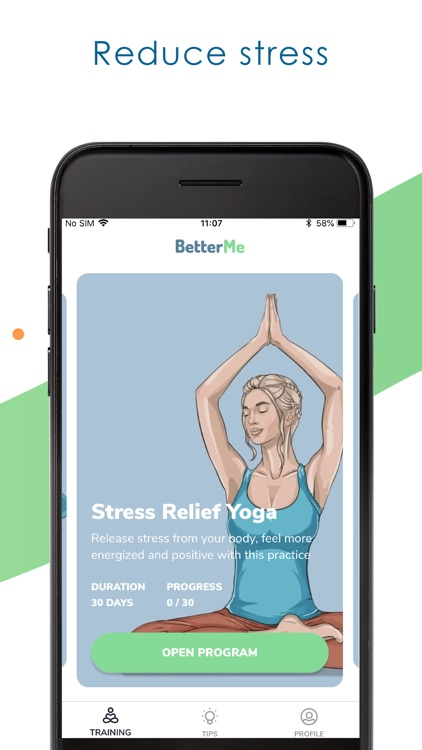 BetterMe: Yoga screenshot-3