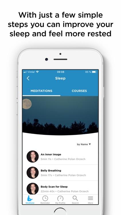 The Mindfulness App - meditate screenshot-7