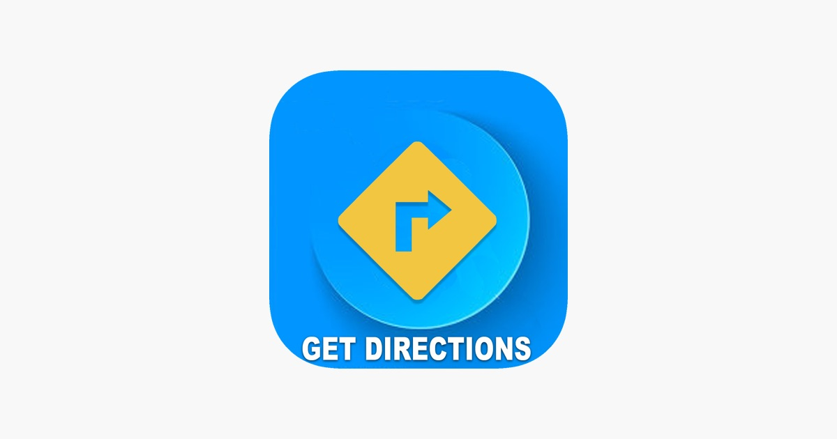 get directions routes をapp storeで