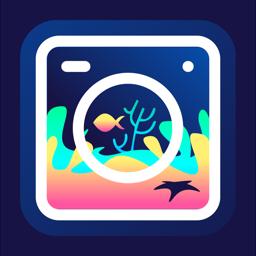 Ícone do app Aquarium Camera