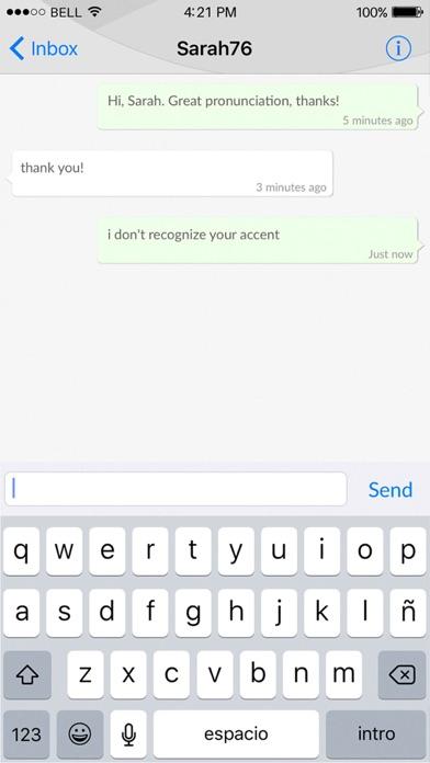 Forvo Pronunciation review screenshots