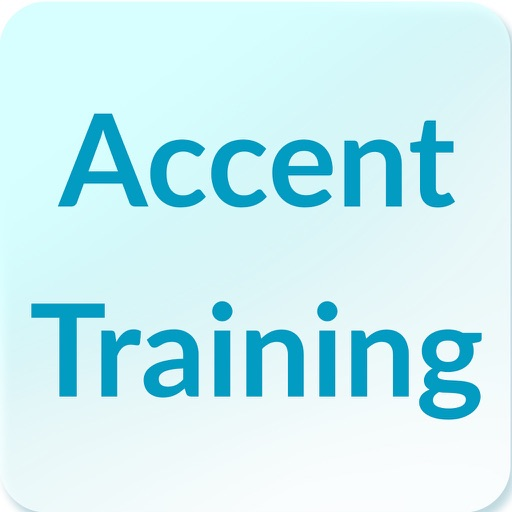Accent Training - Pro icon