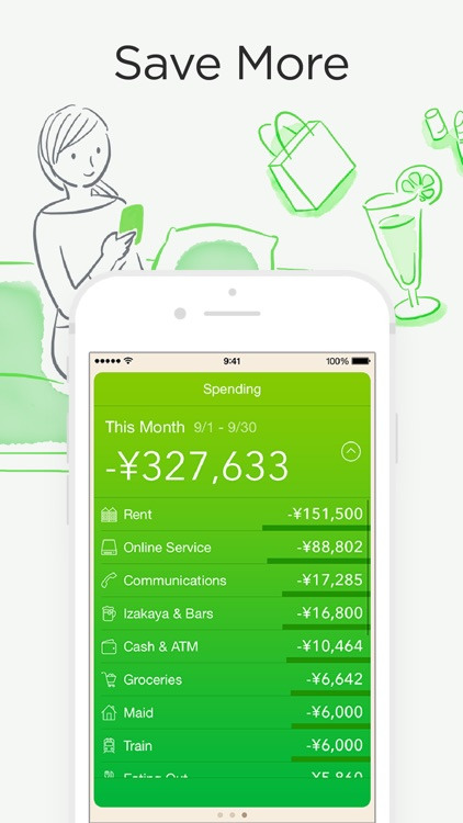 Moneytree - Finance Made Easy screenshot-2