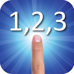 Finger Count - Multi-Touch