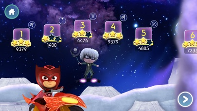 PJ Masks: Racing Heroes screenshot 8