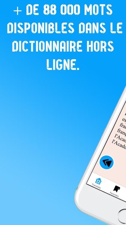 Dictionnaire Français Français