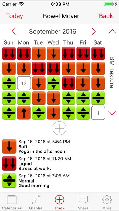Bowel Mover Pro - IBS Trackerのおすすめ画像4