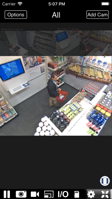 Viewer for Hikvision Cams screenshot two