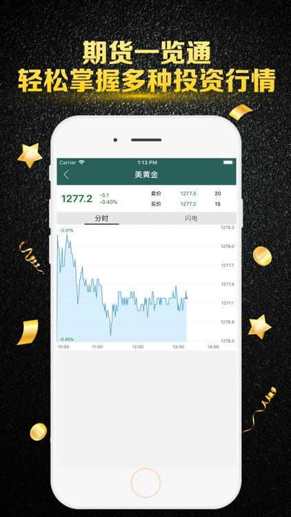 乐享期货宝-黄金期货投资软件 screenshot-3