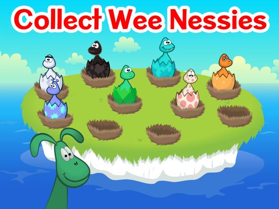 Nessy Reading Challenge Screenshots